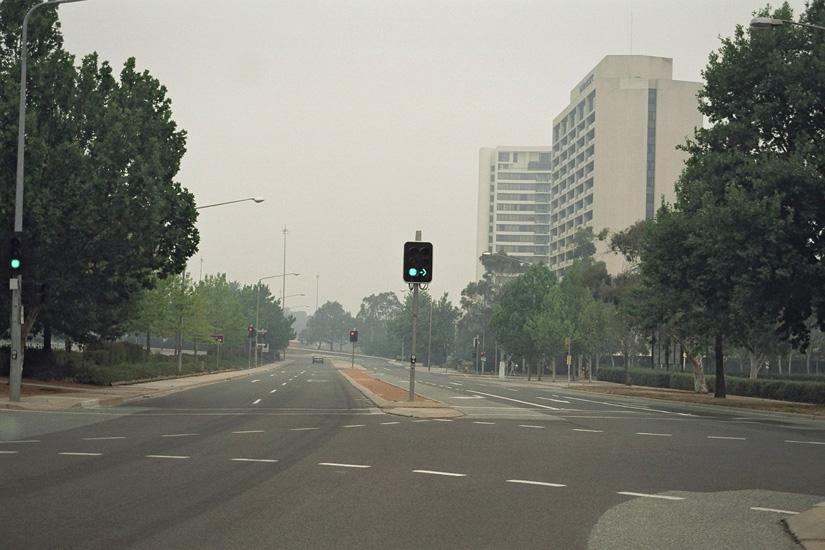 Bismarckstraße Mönchengladbach bushfire vikky wilkes